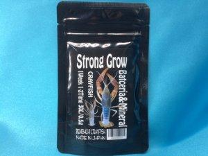 画像1: ザリガニ STRONG GROW  30g